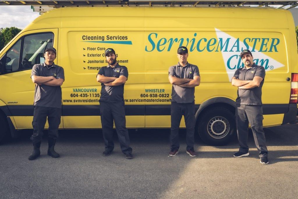 ServiceMaster Clean - Team