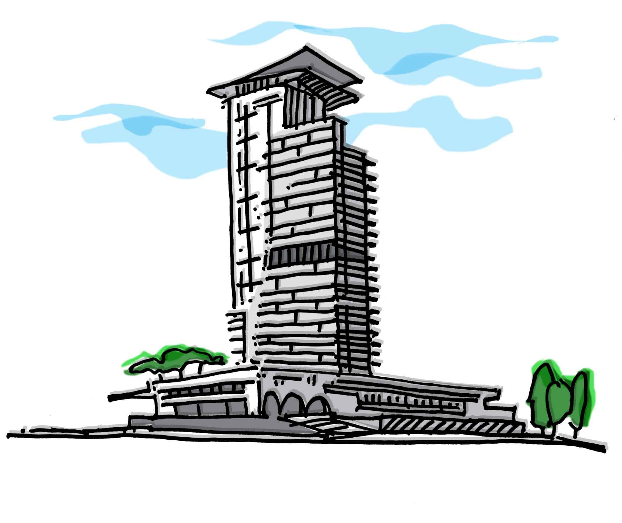 tower sketch-3